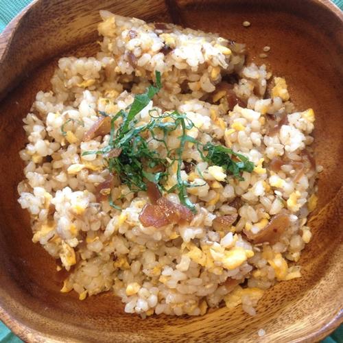 ECO野菜減農薬玄米チャーハンセット 画像