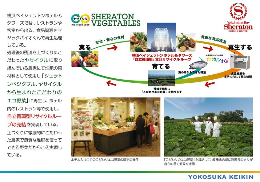 横浜ベイシェラトンホテル&タワーズ(横浜市西区北幸)
