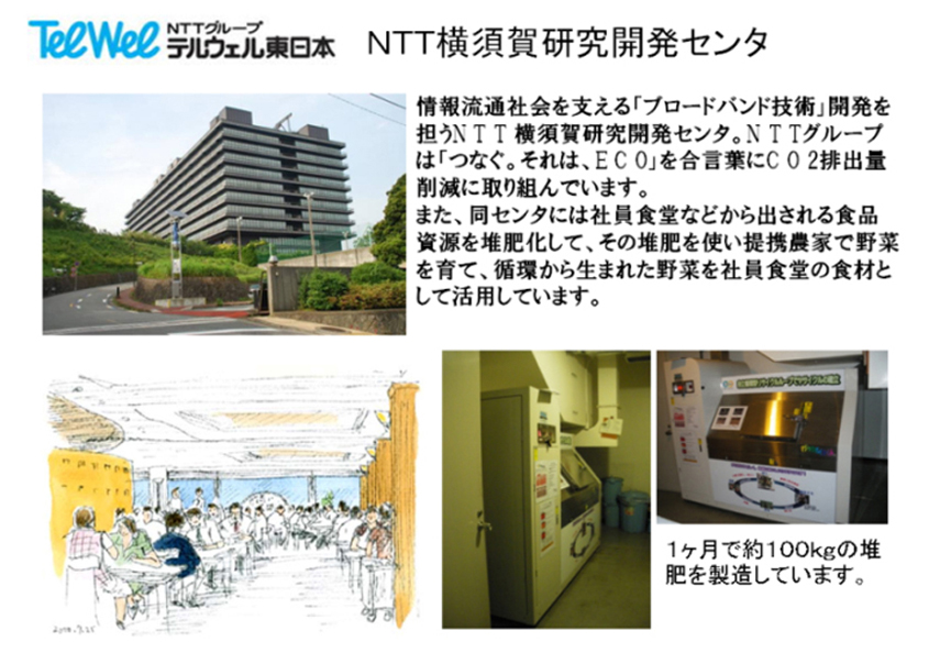 NTT横須賀研究開発センター(神奈川県横須賀市光の丘)