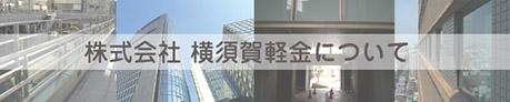株式会社横須賀軽金について
